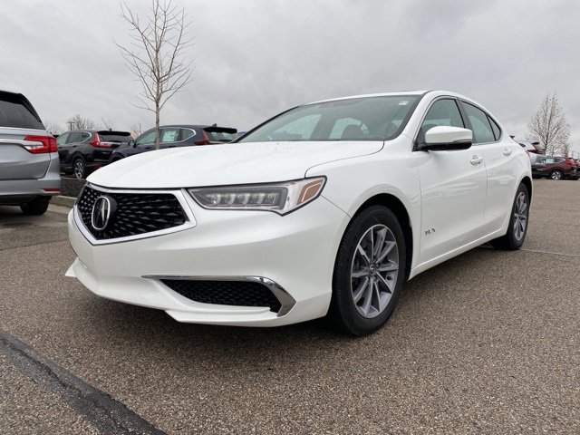 Used 2018 Acura TLX in Fishers, IN
