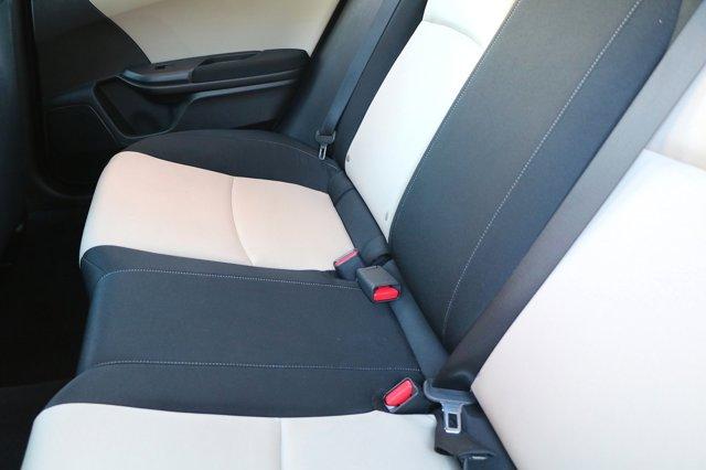 Used 2017 Honda Civic Hatchback Sport CVT