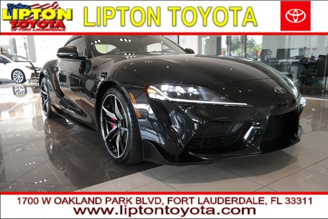 New 2020 Toyota GR Supra in Ft. Lauderdale, FL