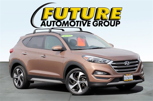 Used 2017 Hyundai Tucson in Yuba City, CA
