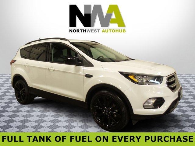 Used 2019 Ford Escape in Mount Vernon, WA