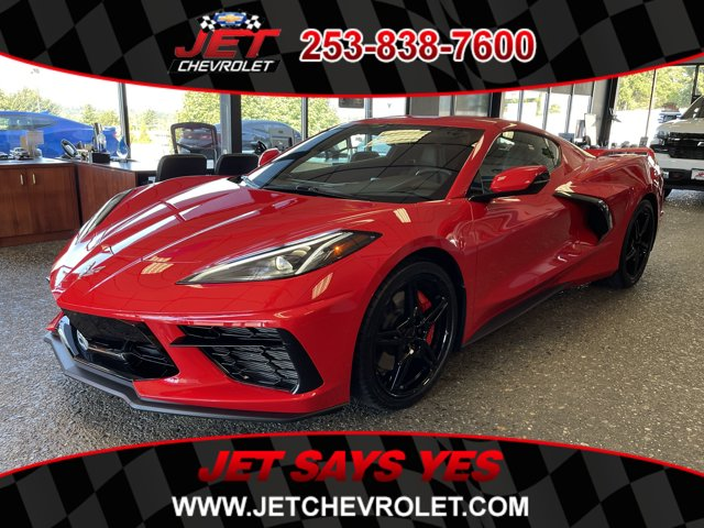 Used 2020 Chevrolet Corvette in Federal Way, WA