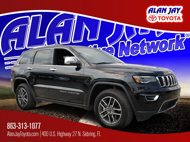 Used 2019 Jeep Grand Cherokee in Sebring, FL
