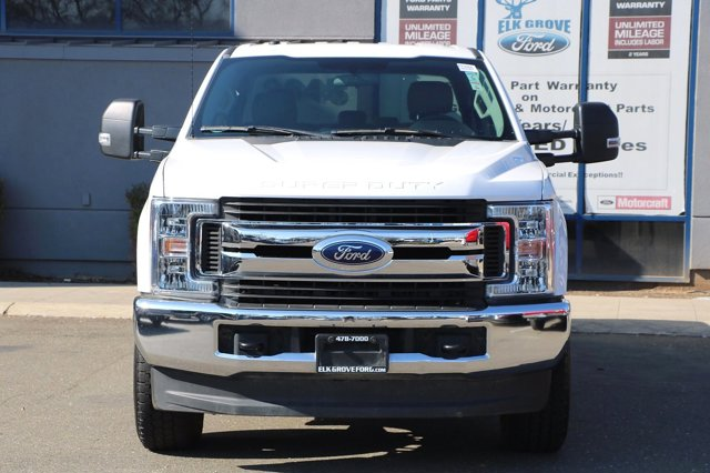 Used 2019 Ford Super Duty F-250 SRW XLT Pickup 4D 6 3-4 ft