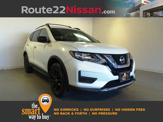2017 Nissan Rogue SV AWD SV Regular Unleaded I-4 2.5 L/152 [9]
