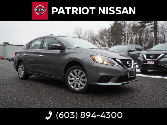 New 2019 Nissan Sentra in Salem, NH