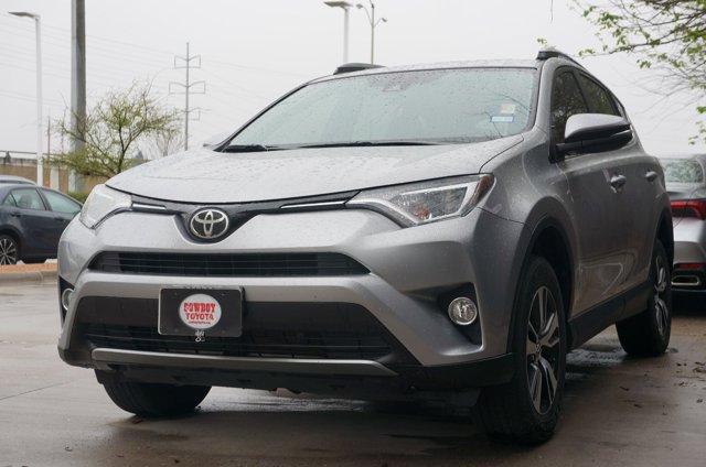 Used 2017 Toyota RAV4 in Dallas, TX