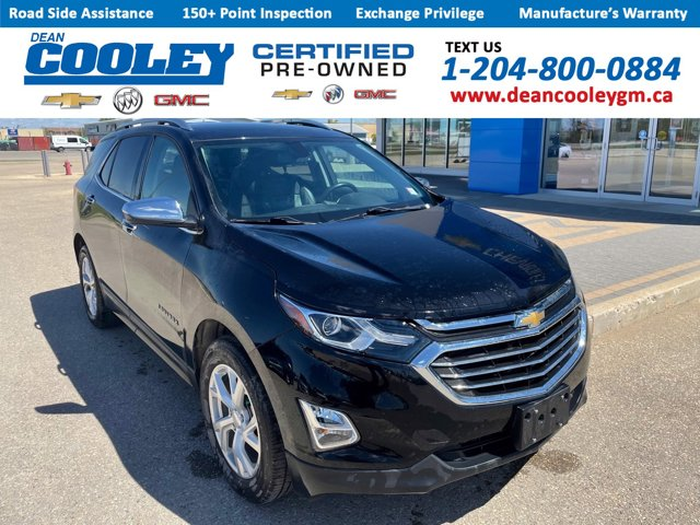 2019 Chevrolet Equinox Premier AWD 4dr Premier w/1LZ Turbocharged Gas I4 1.5L/92 [18]