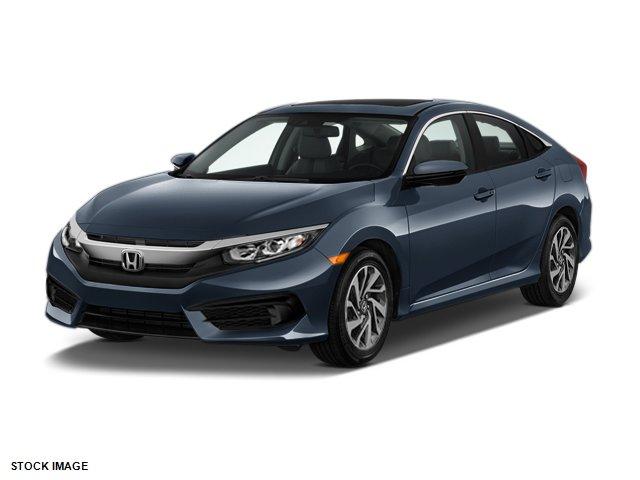 New 2017 Honda Civic Sedan EX CVT