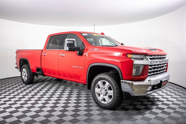 New 2020 Chevrolet Silverado 3500HD in Sumner, WA