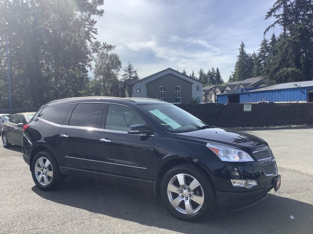 Used 2012 Chevrolet Traverse AWD 4dr LTZ