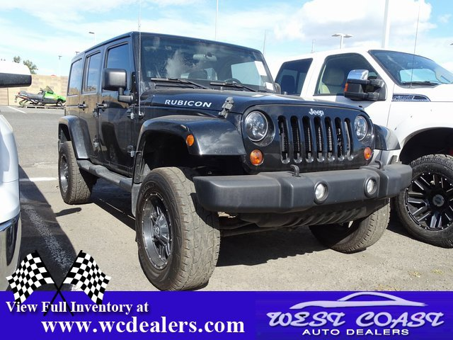 Used 2012 Jeep Wrangler Unlimited in Pasco, WA