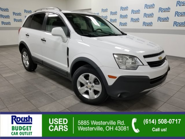 Used 2014 Chevrolet Captiva Sport Fleet in Westerville, OH