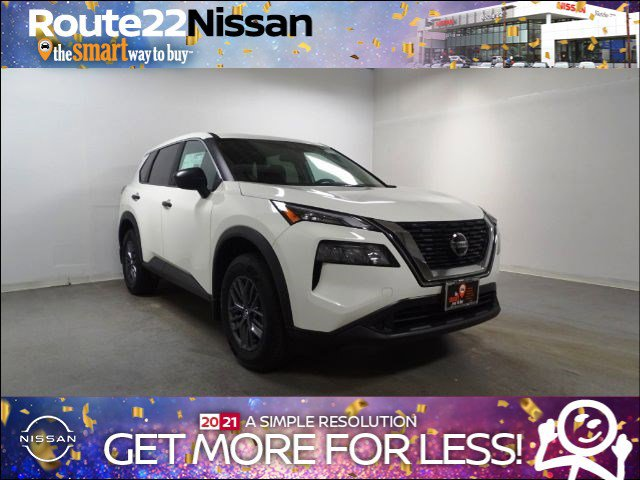 2021 Nissan Rogue S AWD S Regular Unleaded I-4 2.5 L/152 [9]