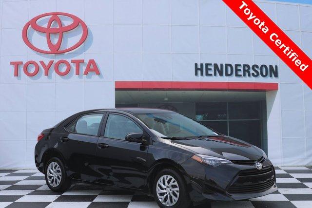 Used 2019 Toyota Corolla in Henderson, NC