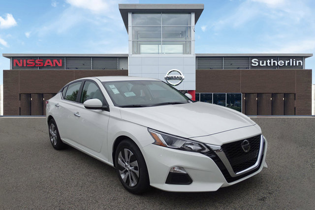 New 2020 Nissan Altima in Buford, GA