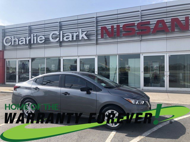 2021 Nissan Versa S S CVT Regular Unleaded I-4 1.6 L/98 [6]
