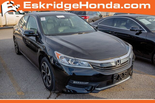 Used 2016 Honda Accord Sedan in Oklahoma City, OK