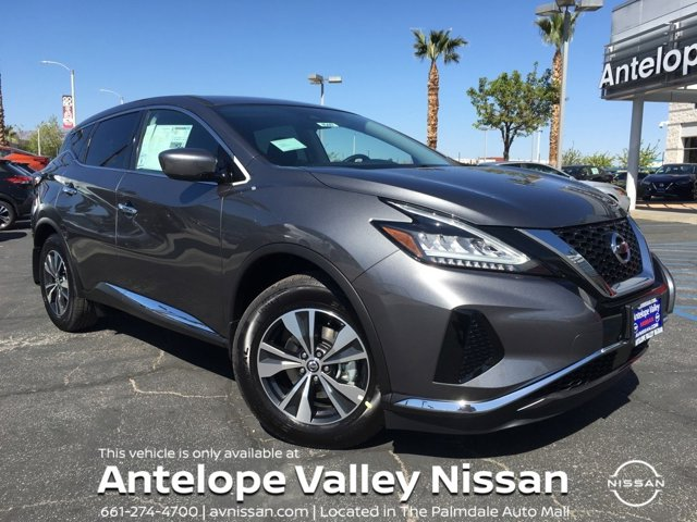 2021 Nissan Murano S FWD S Regular Unleaded V-6 3.5 L/213 [6]
