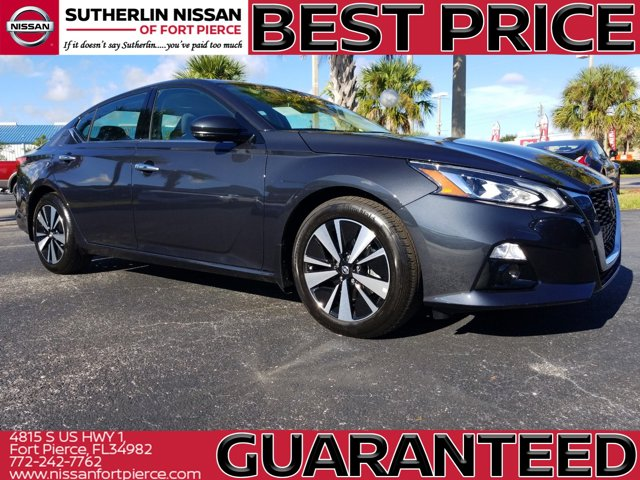 New 2019 Nissan Altima in Fort Pierce, FL