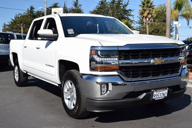 Used 2018 Chevrolet Silverado 1500 in Watsonville, CA