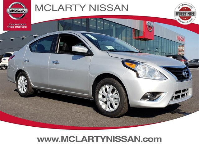 New 2019 Nissan Versa in , AR