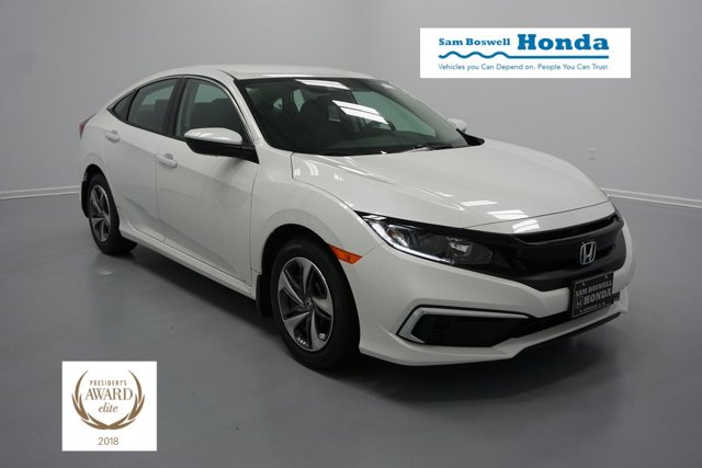 New 2020 Honda Civic Sedan in Enterprise, AL