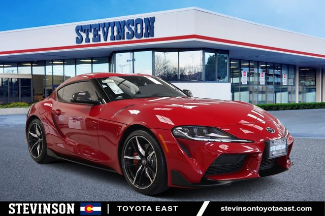 New 2020 Toyota GR Supra in Aurora, CO