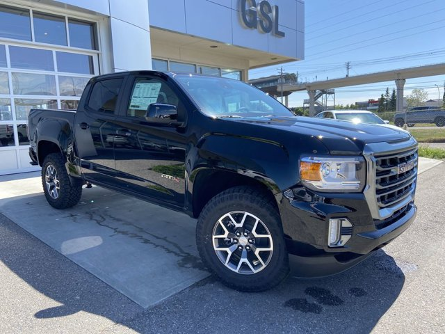 2021 GMC Canyon AT4 4WD Crew Cab 128 Inch AT4 w/Leather 3.6L V6 [6]
