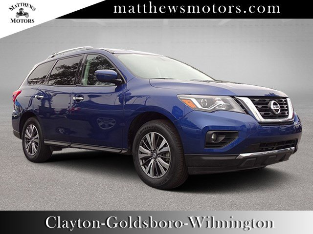 Used 2019 Nissan Pathfinder in , NC