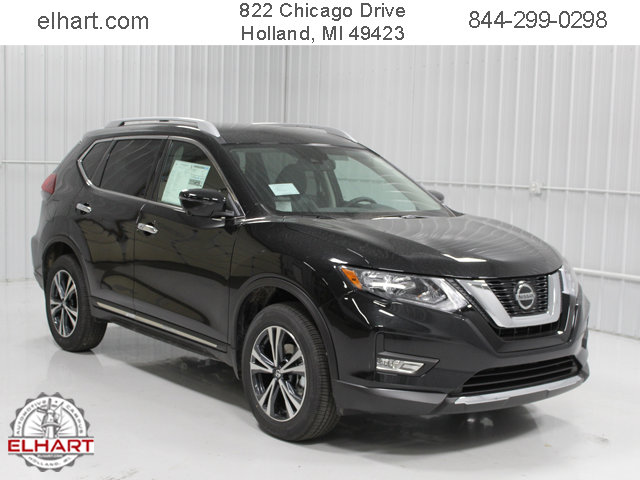 New 2018 Nissan Rogue in Holland, MI