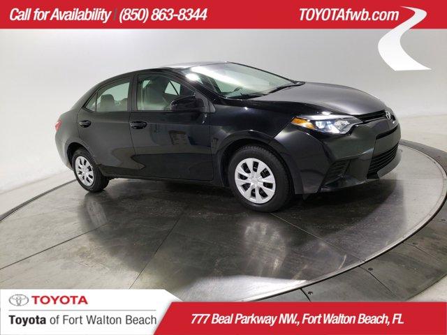 Used 2016 Toyota Corolla in Fort Walton Beach, FL