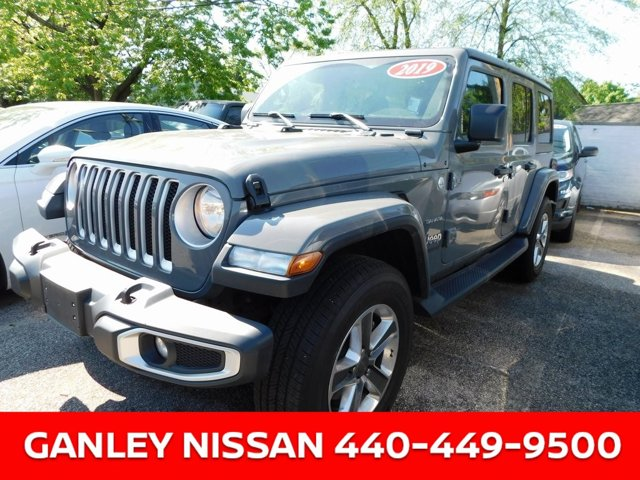 Used 2019 Jeep Wrangler Unlimited in Mayfield Heights, OH