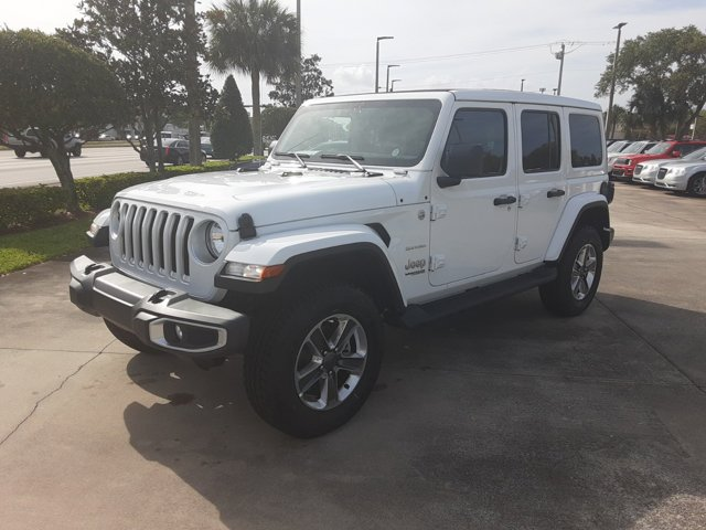 New 2020 Jeep Wrangler Unlimited in Vero Beach, FL