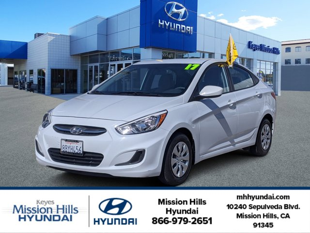 Used 2017 Hyundai Accent in , CA