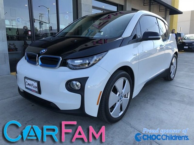 Used 2015 BMW i3 in Rialto, CA