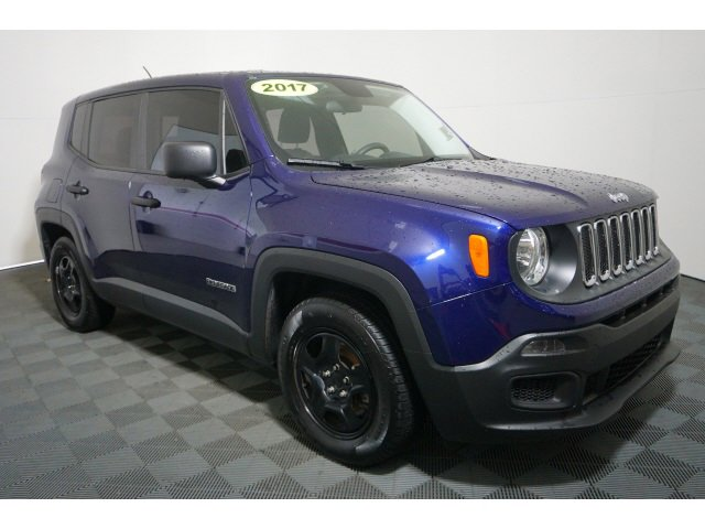 Used 2017 Jeep Renegade in Memphis, TN