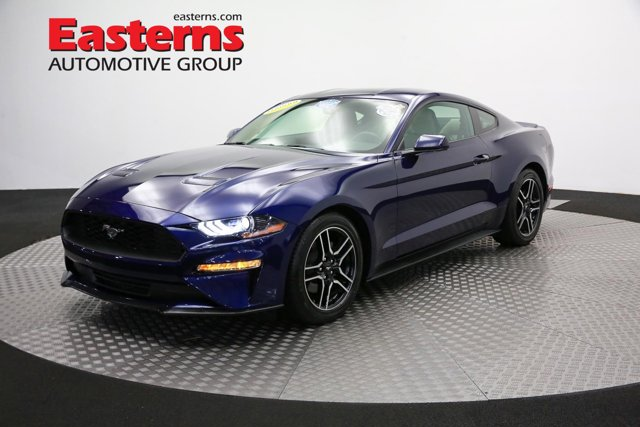 2019 Ford Mustang EcoBoost Manual 2dr Car