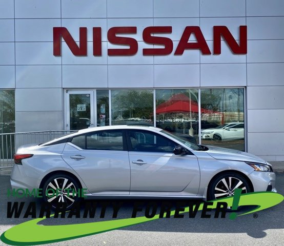 2021 Nissan Altima 2.5 SR 2.5 SR Sedan Regular Unleaded I-4 2.5 L/152 [7]