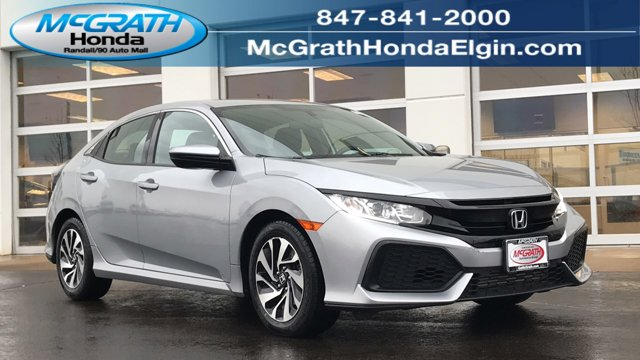 Used 2017 Honda Civic Hatchback in Elgin, IL