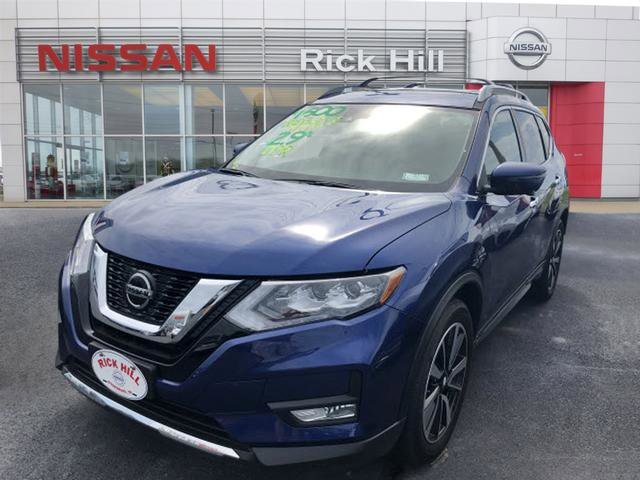 New 2019 Nissan Rogue in Dyersburg, TN