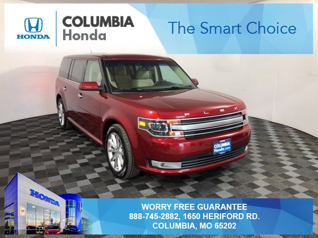 Used 2019 Ford Flex in , MO
