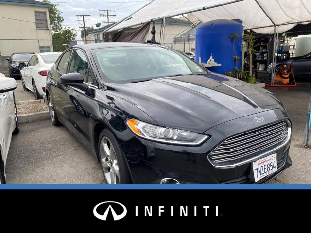 2016 Ford Fusion S 4dr Sdn S FWD Regular Unleaded I-4 2.5 L/152 [0]