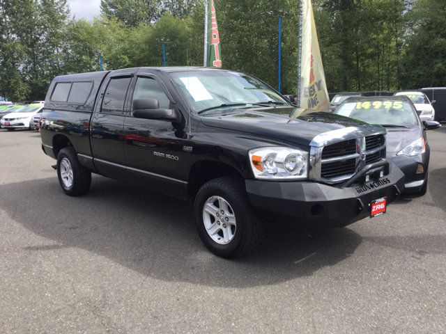 Used 2007 Dodge Ram 1500 4WD Quad Cab 140.5 SLT