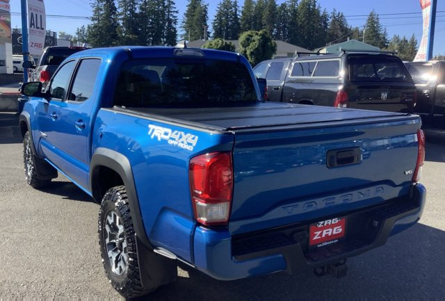 2017 Toyota Tacoma TRD Off Road Double Cab 5' Bed V6 4x4 AT