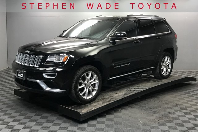 Used 2015 Jeep Grand Cherokee in St. George, UT