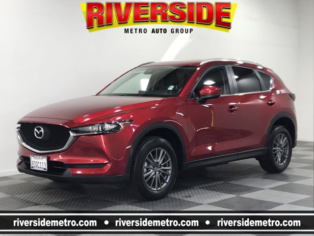 2018 Mazda CX-5 Sport Sport FWD Regular Unleaded I-4 2.5 L/152 [2]