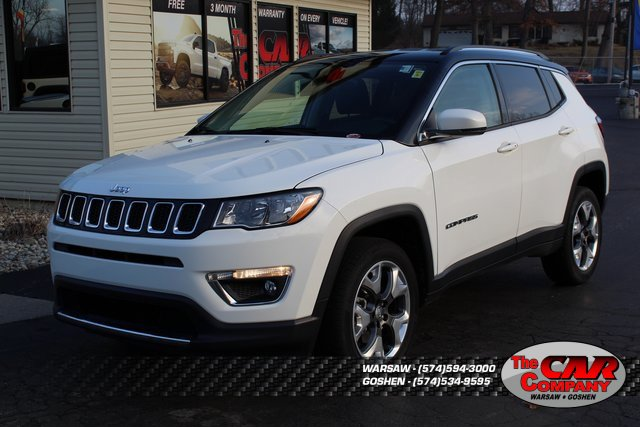 Used 2018 Jeep Compass in Warsaw, IN