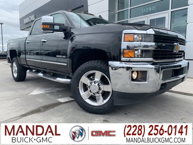 Used 2016 Chevrolet Silverado 2500HD in D'Iberville, MS