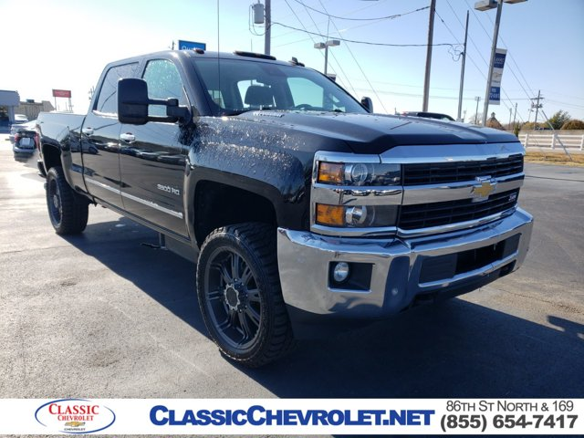 Used 2015 Chevrolet Silverado 3500HD in Owasso, OK
